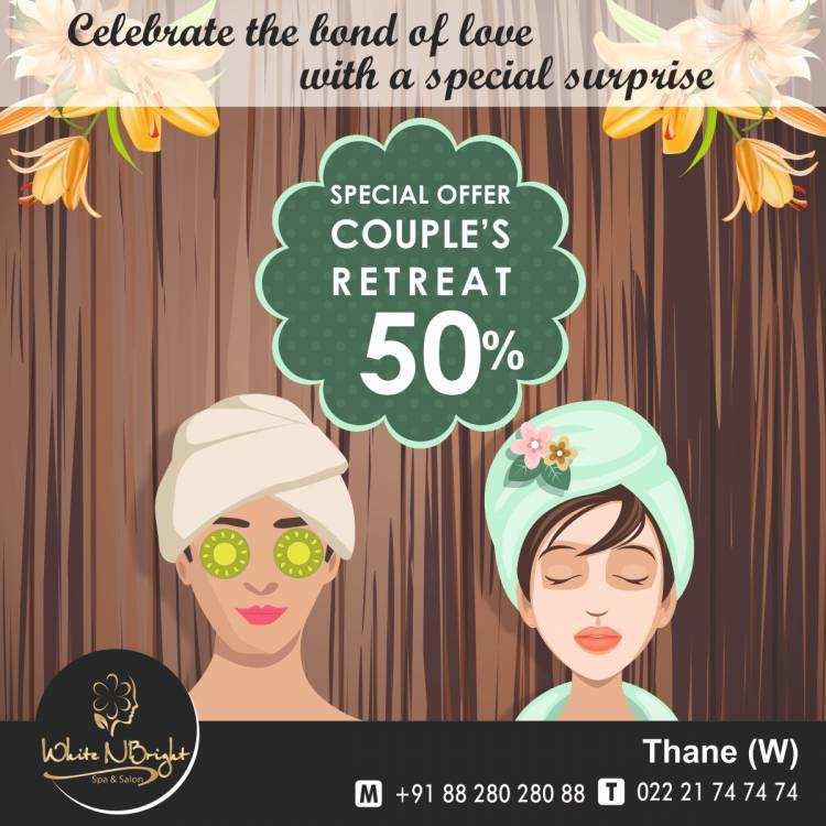 Couple Retreat at 50% Discount
