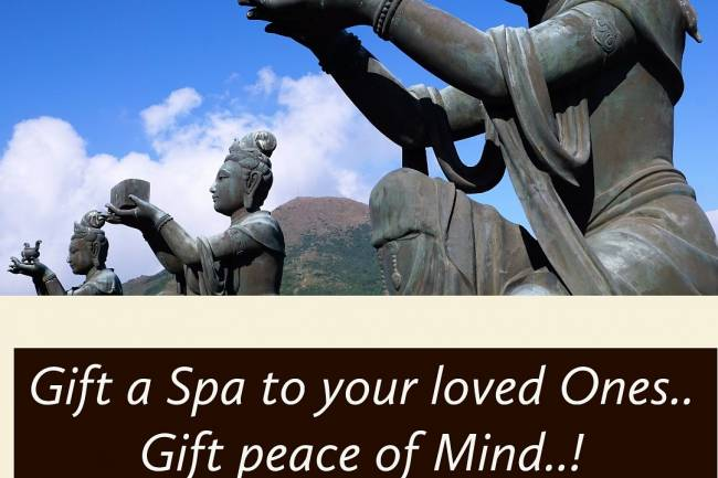 Gift a Spa