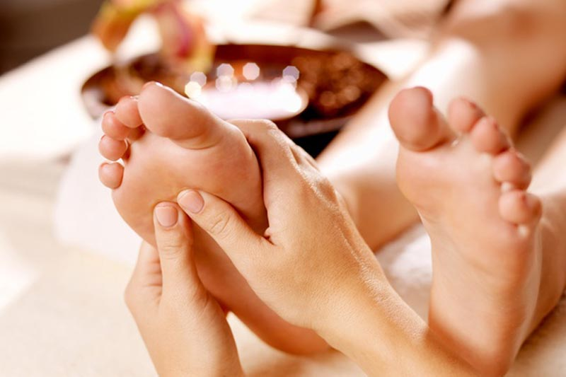 foot reflexology in thane