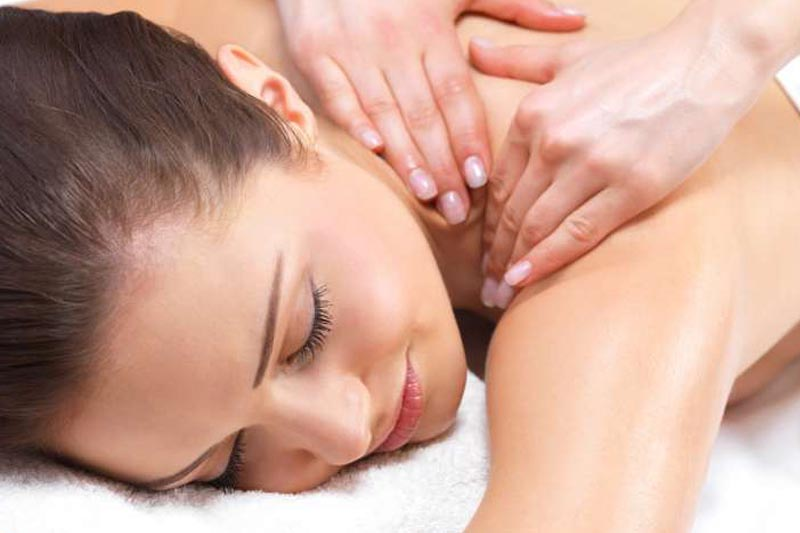 aroma body massage in thane
