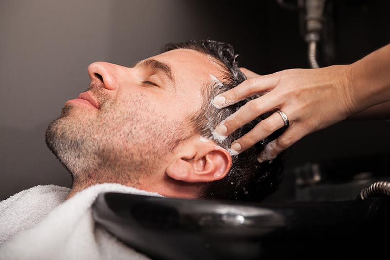 mens hair salon in thane