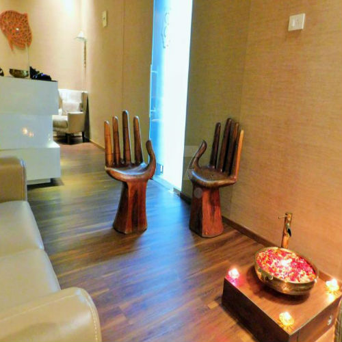 Luxury Spa in Thane