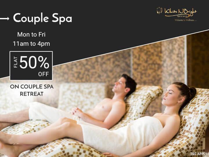 Couple Spa Massage - White N Bright Spa
