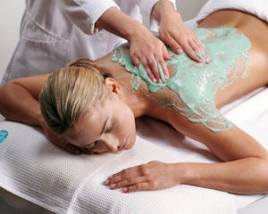 Body Scrub  and Mask in Thane - White N Bright Spa & Salon