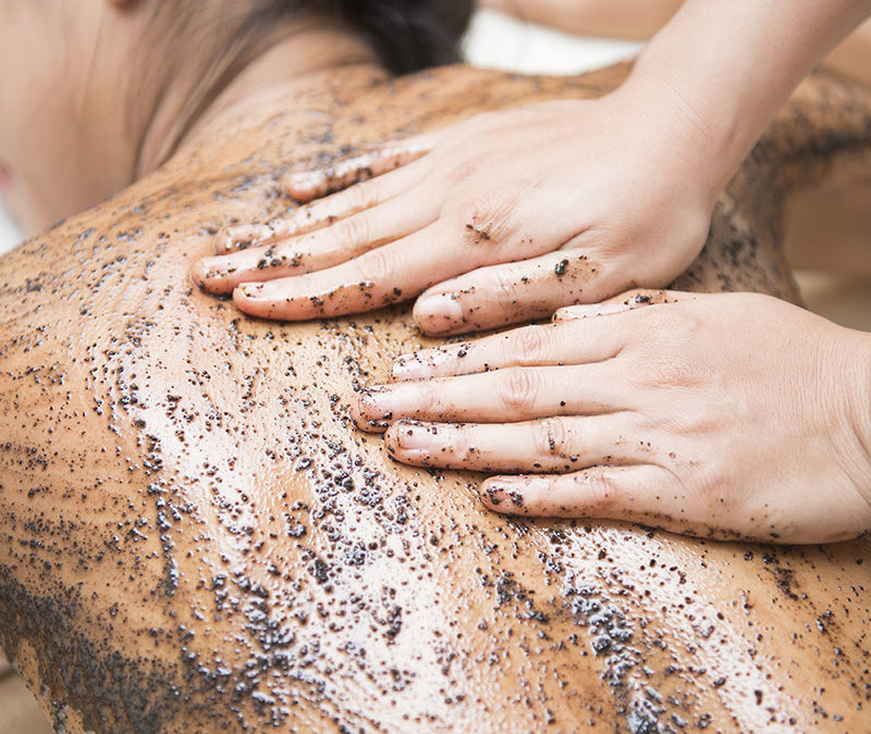 Body Scrub & Mask or Body Polishing