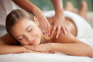 Full Body Massage spa in Thane - White N Bright Spa & Salon