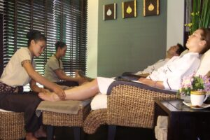 A complete spa and salon in thane